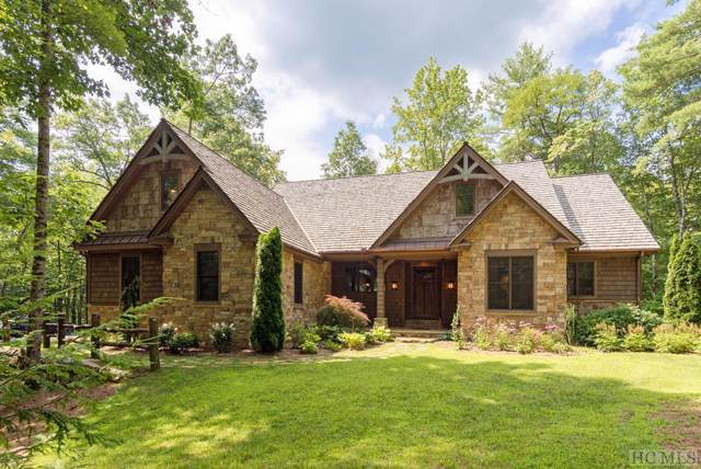194 Streamside Drive, Cashiers, NC 28717 (MLS #91750) :: Berkshire Hathaway HomeServices Meadows Mountain Realty