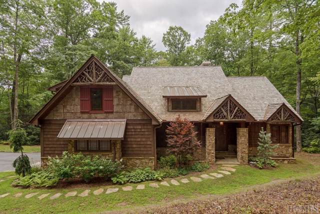 175 Fly Fishing Lane, Cashiers, NC 28717 (MLS #91751) :: Pat Allen Realty Group