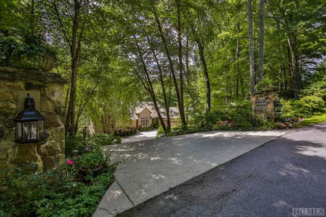 213 River Overlook Road, Sapphire, NC 28774 (MLS #91768) :: Berkshire Hathaway HomeServices Meadows Mountain Realty