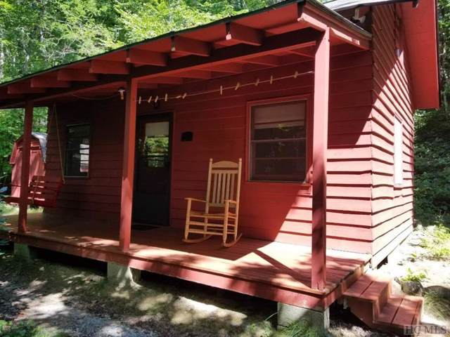 275 Thomas Road, Scaly Mountain, NC 28775 (MLS #91798) :: Pat Allen Realty Group