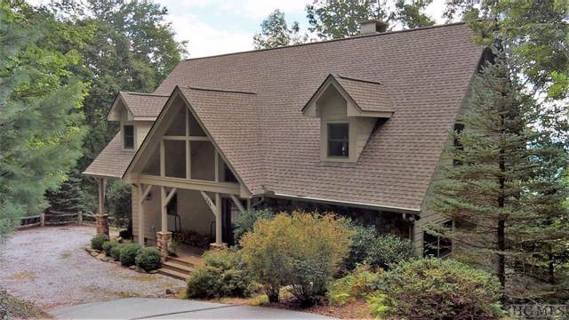 225 Deer Crest Drive, Sapphire, NC 28774 (MLS #91804) :: Berkshire Hathaway HomeServices Meadows Mountain Realty