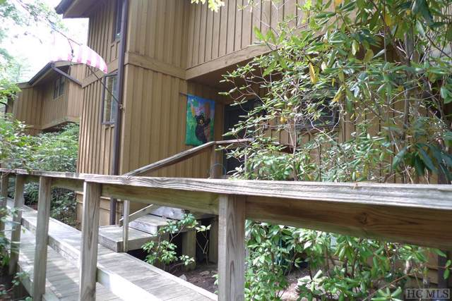 20-#8D Chatterbox Way 8-D, Sapphire, NC 28774 (MLS #91811) :: Pat Allen Realty Group