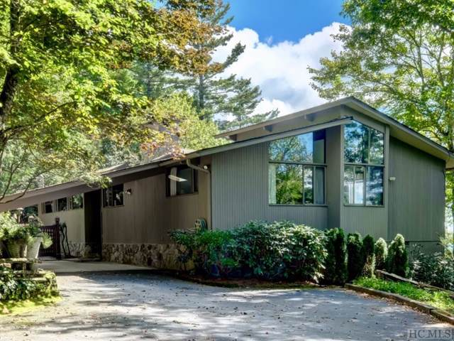 125 Sagee Drive, Highlands, NC 28741 (MLS #91813) :: Berkshire Hathaway HomeServices Meadows Mountain Realty