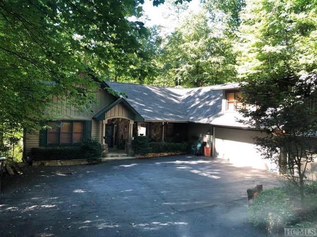 59 Riverview Court, Sapphire, NC 28774 (MLS #91883) :: Pat Allen Realty Group