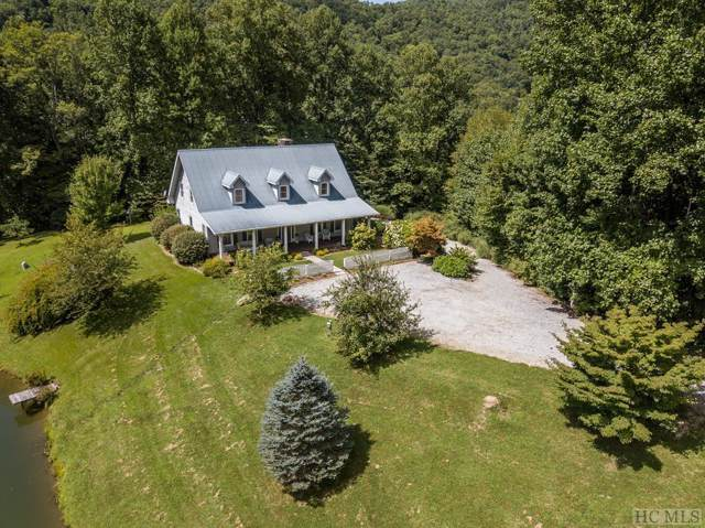 26 Hidden Falls Trail, Scaly Mountain, NC 28775 (MLS #91884) :: Berkshire Hathaway HomeServices Meadows Mountain Realty