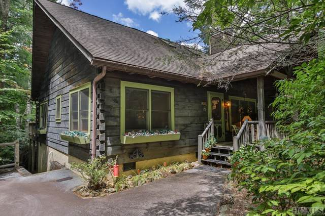 215 Scotch Highlands Loop, Sapphire, NC 28774 (MLS #91887) :: Berkshire Hathaway HomeServices Meadows Mountain Realty