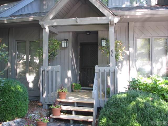 60 Fairway Villas Drive C, Sapphire, NC 28774 (MLS #91900) :: Pat Allen Realty Group
