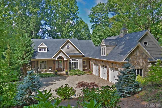 585 Hurrah Ridge, Scaly Mountain, NC 28775 (MLS #91908) :: Berkshire Hathaway HomeServices Meadows Mountain Realty