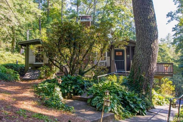 1020 Hickory Hill Road, Highlands, NC 28741 (MLS #91916) :: Pat Allen Realty Group