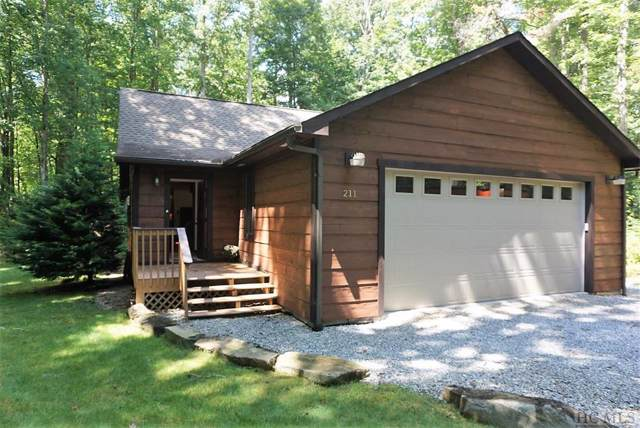 211 Black Oak Drive, Sapphire, NC 28774 (MLS #91921) :: Pat Allen Realty Group