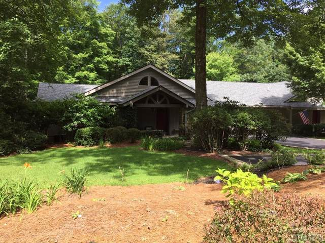 19 Whiteside Mountain Road, Highlands, NC 28741 (MLS #91923) :: Pat Allen Realty Group