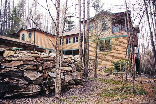 68 Shoal Creek Road, Scaly Mountain, NC 28775 (MLS #91931) :: Pat Allen Realty Group
