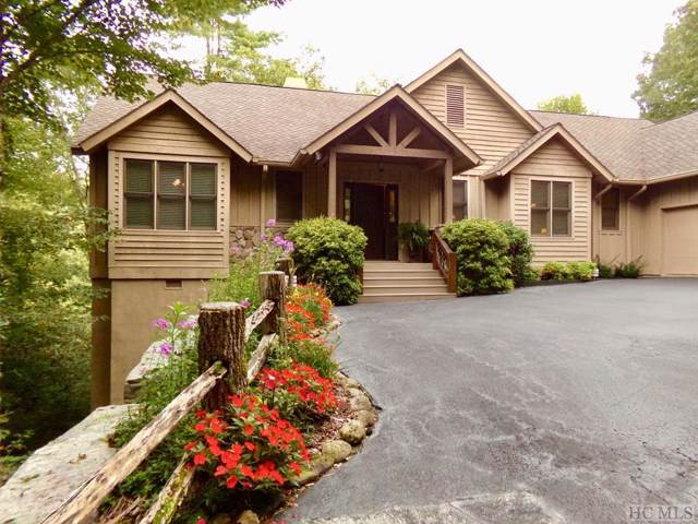 49 Hidden Lane, Sapphire, NC 28774 (MLS #91932) :: Pat Allen Realty Group