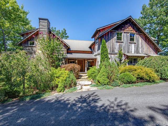 228 Toxaway Drive, Lake Toxaway, NC 28747 (MLS #91933) :: Pat Allen Realty Group