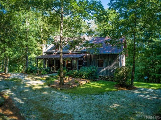 1378 Silent Meadows Drive, Cullowhee, NC 28723 (MLS #91951) :: Berkshire Hathaway HomeServices Meadows Mountain Realty