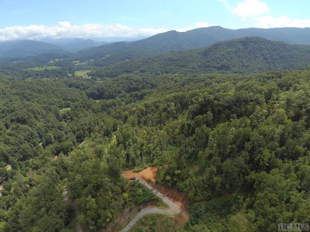00 Cabin Ridge Trail, Cullowhee, NC 28723 (MLS #91959) :: Berkshire Hathaway HomeServices Meadows Mountain Realty