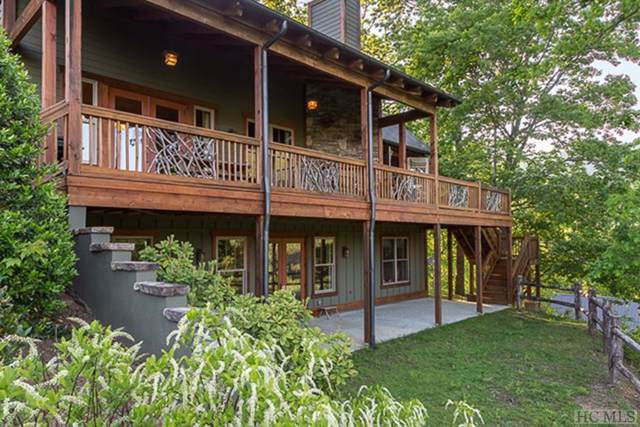 123 Wild Top Trail, Cullowhee, NC 28723 (MLS #91967) :: Berkshire Hathaway HomeServices Meadows Mountain Realty