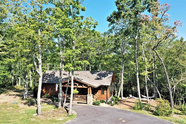 72 Camp Fire Trail, Glenville, NC 28736 (MLS #91979) :: Pat Allen Realty Group