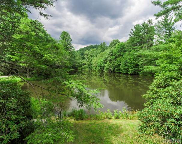 Lot 4 Sparkling Lakes Road, Highlands, NC 28741 (MLS #91982) :: Berkshire Hathaway HomeServices Meadows Mountain Realty
