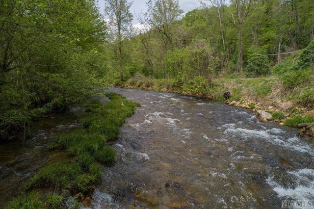 Lot 62 Catnip Rd, Cullowhee, NC 28723 (MLS #92007) :: Berkshire Hathaway HomeServices Meadows Mountain Realty