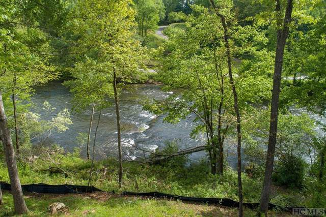 Lot #3 River Club Drive, Cullowhee, NC 28723 (MLS #92008) :: Pat Allen Realty Group