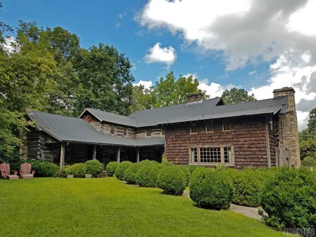 1359 Flat Mountain Road, Highlands, NC 28741 (MLS #92020) :: Pat Allen Realty Group