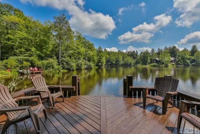 95 Cullasaja Club Drive, Highlands, NC 28741 (MLS #92025) :: Pat Allen Realty Group