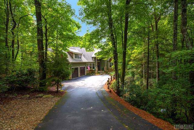 101 Rexwood Lane, Sapphire, NC 28774 (MLS #92035) :: Pat Allen Realty Group