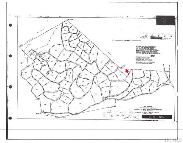 Lot 14 King Gap Road, Highlands, NC 28741 (MLS #92043) :: Pat Allen Realty Group