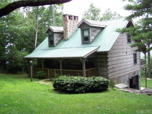 471 Flatwood Branch Trail, Glenville, NC 23736 (MLS #92047) :: Landmark Realty Group