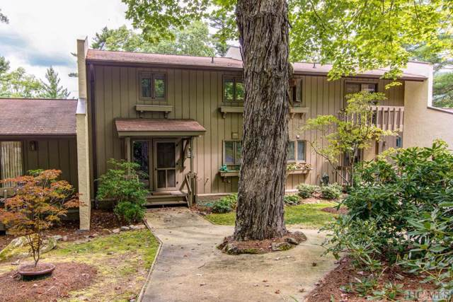35-1B Mountain Lea B, Sapphire, NC 28774 (MLS #92072) :: Berkshire Hathaway HomeServices Meadows Mountain Realty