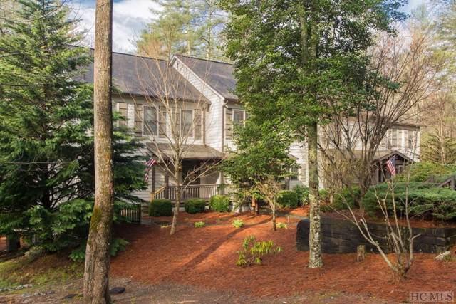16C Hampton Glen Lane C, Sapphire, NC 28774 (MLS #92074) :: Pat Allen Realty Group