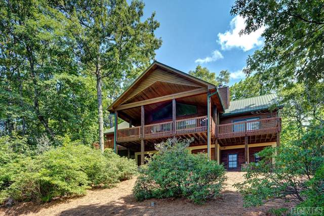 153 Buckberry Drive South, Sapphire, NC 28774 (MLS #92078) :: Pat Allen Realty Group