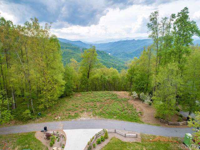 Lot #617 Purple Top Drive, Tuckasegee, NC 28783 (MLS #92080) :: Pat Allen Realty Group