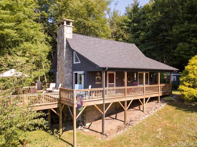 142 Dutch Road, Glenville, NC 28736 (MLS #92081) :: Berkshire Hathaway HomeServices Meadows Mountain Realty