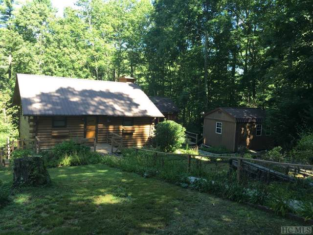 91 Falls Cove Road, Cullowhee, NC 28723 (MLS #92097) :: Berkshire Hathaway HomeServices Meadows Mountain Realty