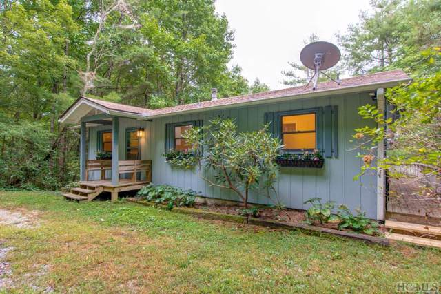 64 Osage Lane, Scaly Mountain, NC 28775 (MLS #92098) :: Pat Allen Realty Group
