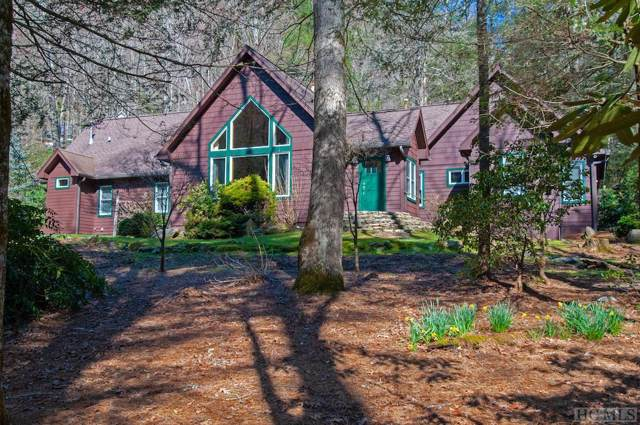 942 Cherokee Trail, Sapphire, NC 28774 (MLS #92101) :: Berkshire Hathaway HomeServices Meadows Mountain Realty