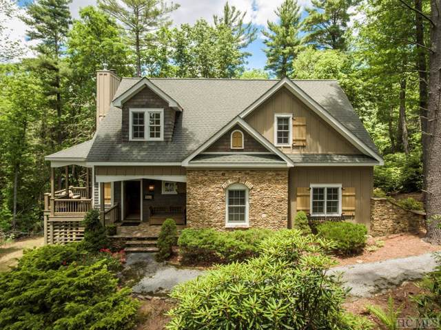 225 Wildcat Lane, Cashiers, NC 28717 (MLS #92113) :: Berkshire Hathaway HomeServices Meadows Mountain Realty