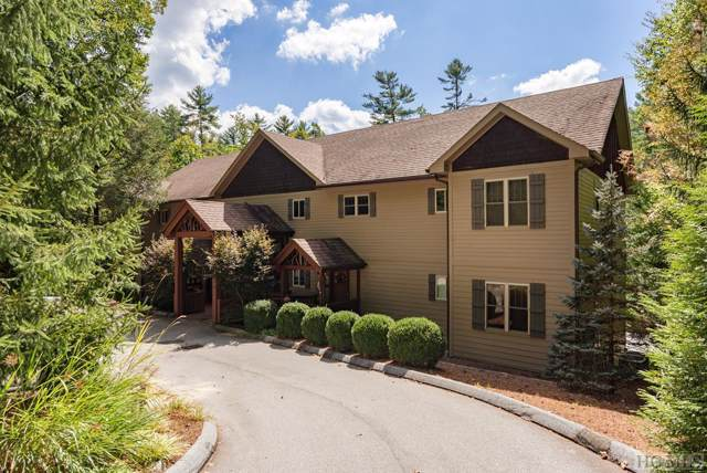 74-D Hampton Glen Lane D, Sapphire, NC 28774 (MLS #92117) :: Berkshire Hathaway HomeServices Meadows Mountain Realty