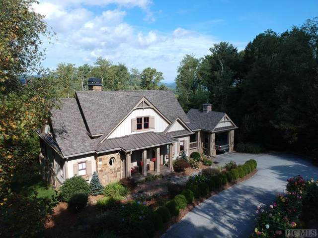 23 Dry Stack Way, Cashiers, NC 28717 (MLS #92133) :: Berkshire Hathaway HomeServices Meadows Mountain Realty