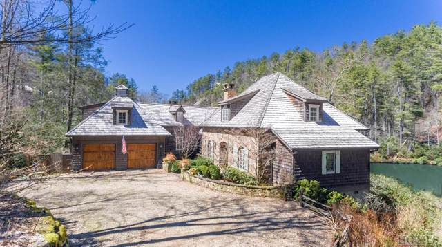 108 Gorge Trail Road, Cashiers, NC 28717 (MLS #92139) :: Pat Allen Realty Group
