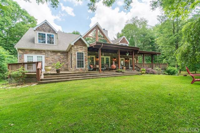 216 Cottage Row, Cashiers, NC 28717 (MLS #92140) :: Berkshire Hathaway HomeServices Meadows Mountain Realty