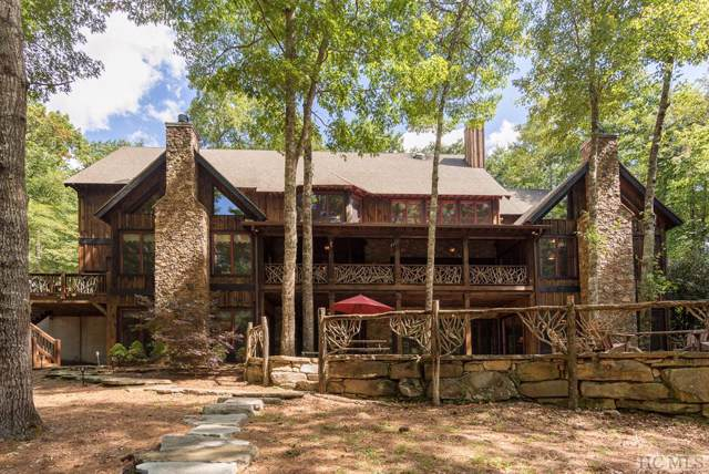 1053 Bald Rock Drive East, Sapphire, NC 28774 (MLS #92143) :: Berkshire Hathaway HomeServices Meadows Mountain Realty