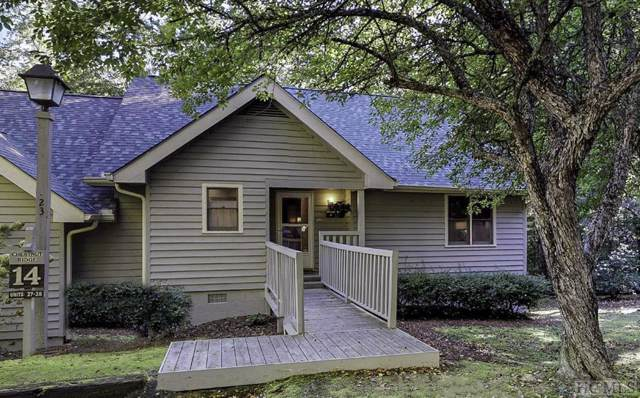 23 Dwarf Mountain Road #27, Sapphire, NC 28774 (MLS #92144) :: Berkshire Hathaway HomeServices Meadows Mountain Realty
