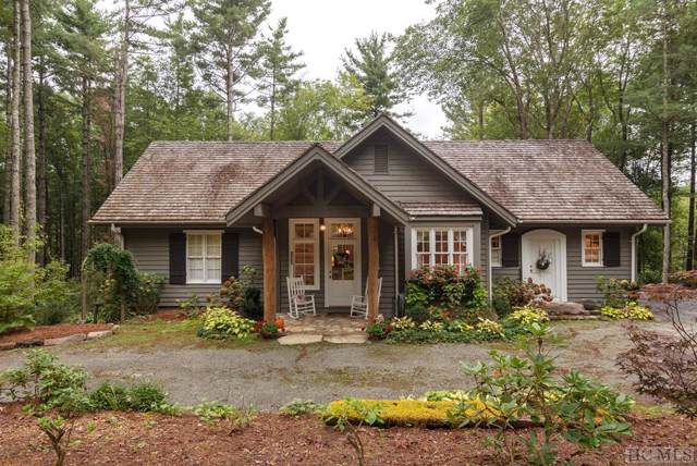 15 Grey Cottage Lane, Cashiers, NC 28717 (MLS #92147) :: Pat Allen Realty Group