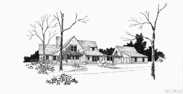 15 Jupiter Lane, Cashiers, NC 28717 (MLS #92159) :: Berkshire Hathaway HomeServices Meadows Mountain Realty