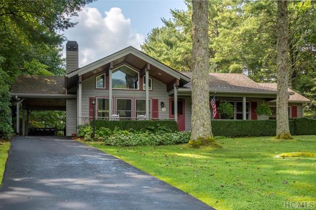 29 Stable Lane, Highlands, NC 28741 (MLS #92166) :: Berkshire Hathaway HomeServices Meadows Mountain Realty