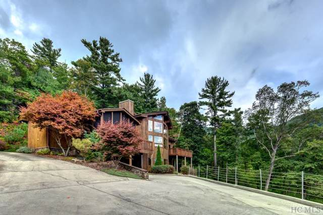267 Rock Ledge Road, Sapphire, NC 28774 (MLS #92167) :: Berkshire Hathaway HomeServices Meadows Mountain Realty