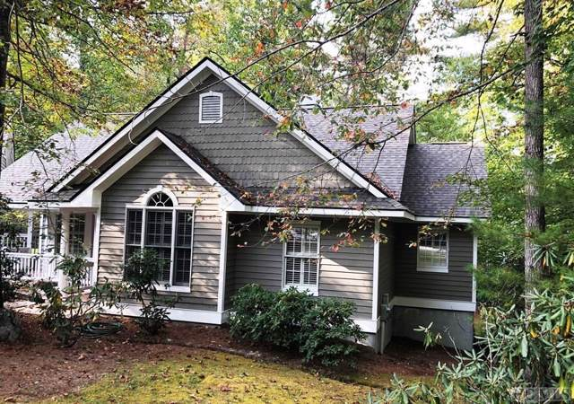 130 Stonecreek Crossing, Sapphire, NC 28774 (MLS #92182) :: Pat Allen Realty Group